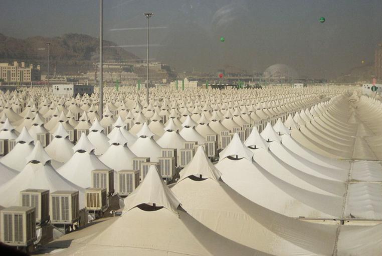 Mina tents