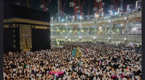 What to take with you for hajj