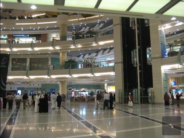 Mall in Mecca