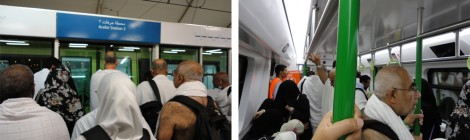 Hajj train