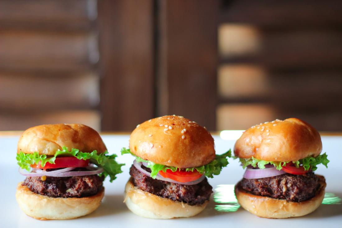 Super Simple Burgers