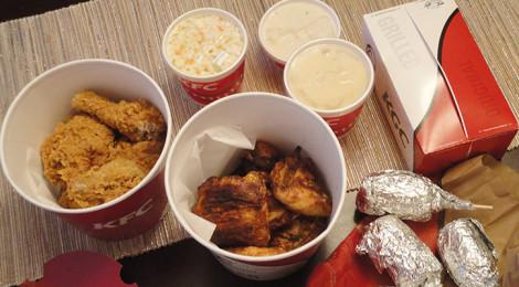 Halal KFC, Dallas, TX