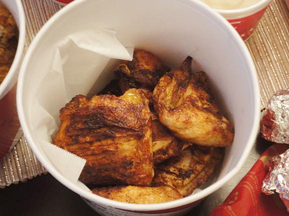 Halal KFC- Spicy Grilled Chicken
