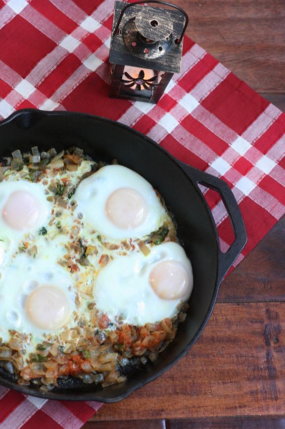 Hyderabadi Eggs