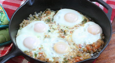 Ambreen's Hyderabadi Eggs