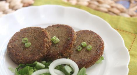 Spring & Shami Kabab