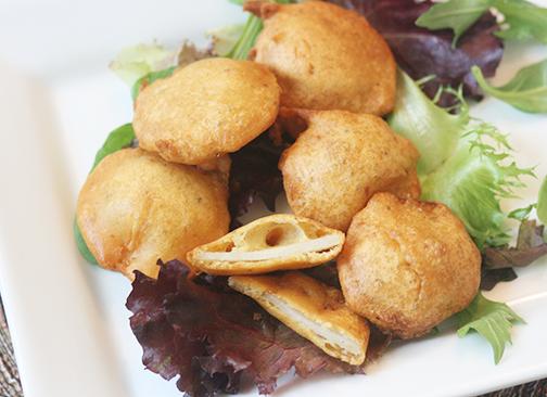 Potato Pakoras