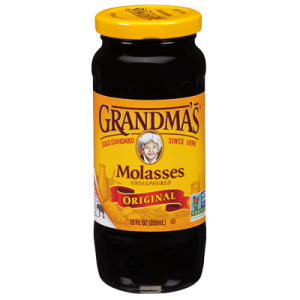 A very common brand of molasses.